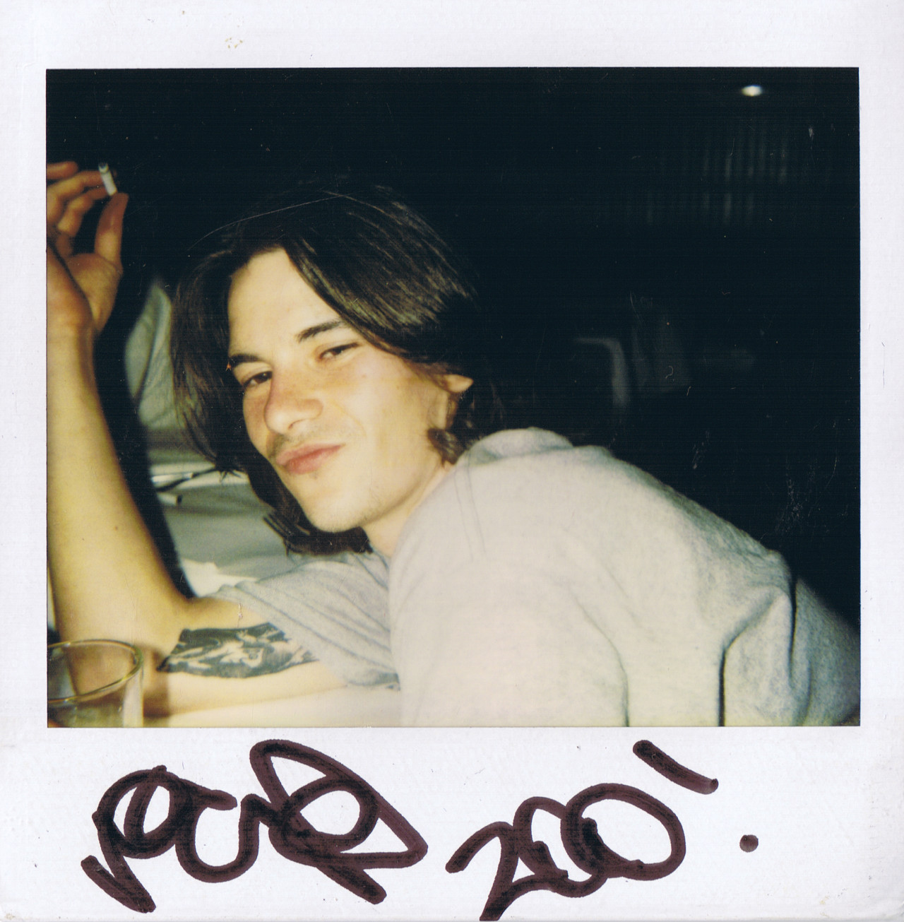 Justin Pierce aka Casper (Photo courtesy Gunars Elmuts)