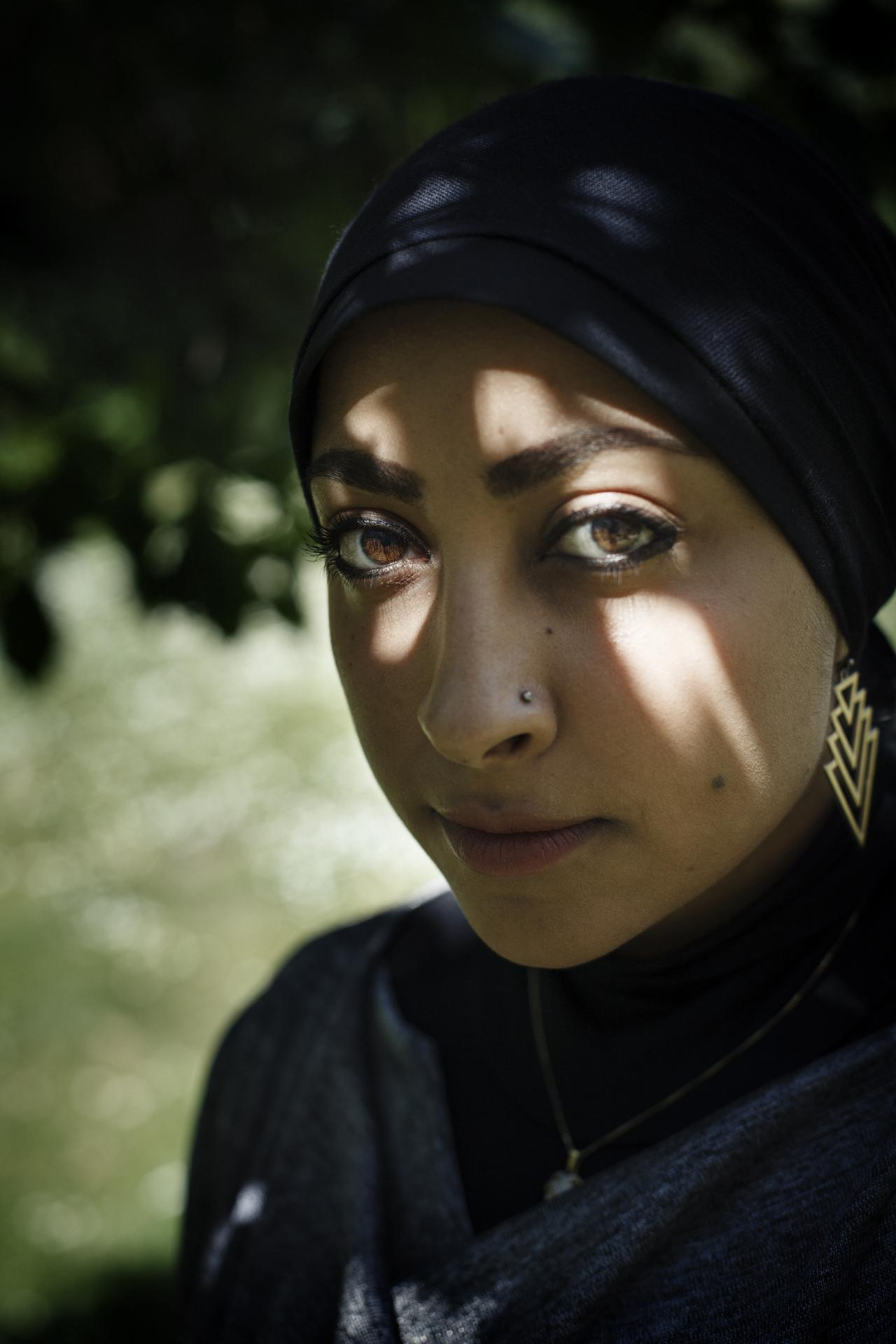 Maryam Al-Khawaja in Copenhagen, June 2014. (Photo by Ditte Lysgaard Holm)