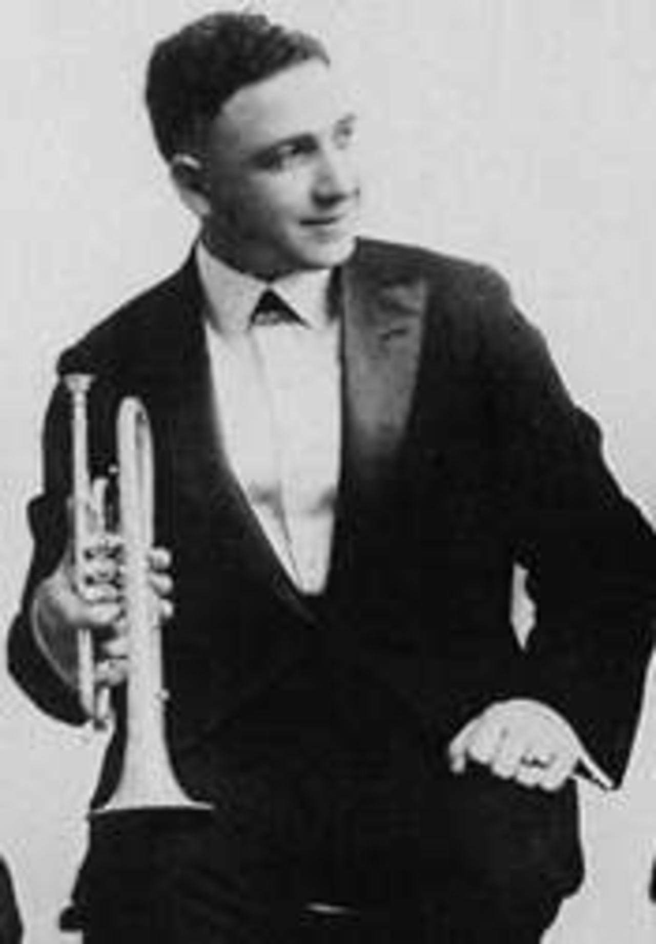 Nick LaRocca (Photo: Hogan Jazz Archive)