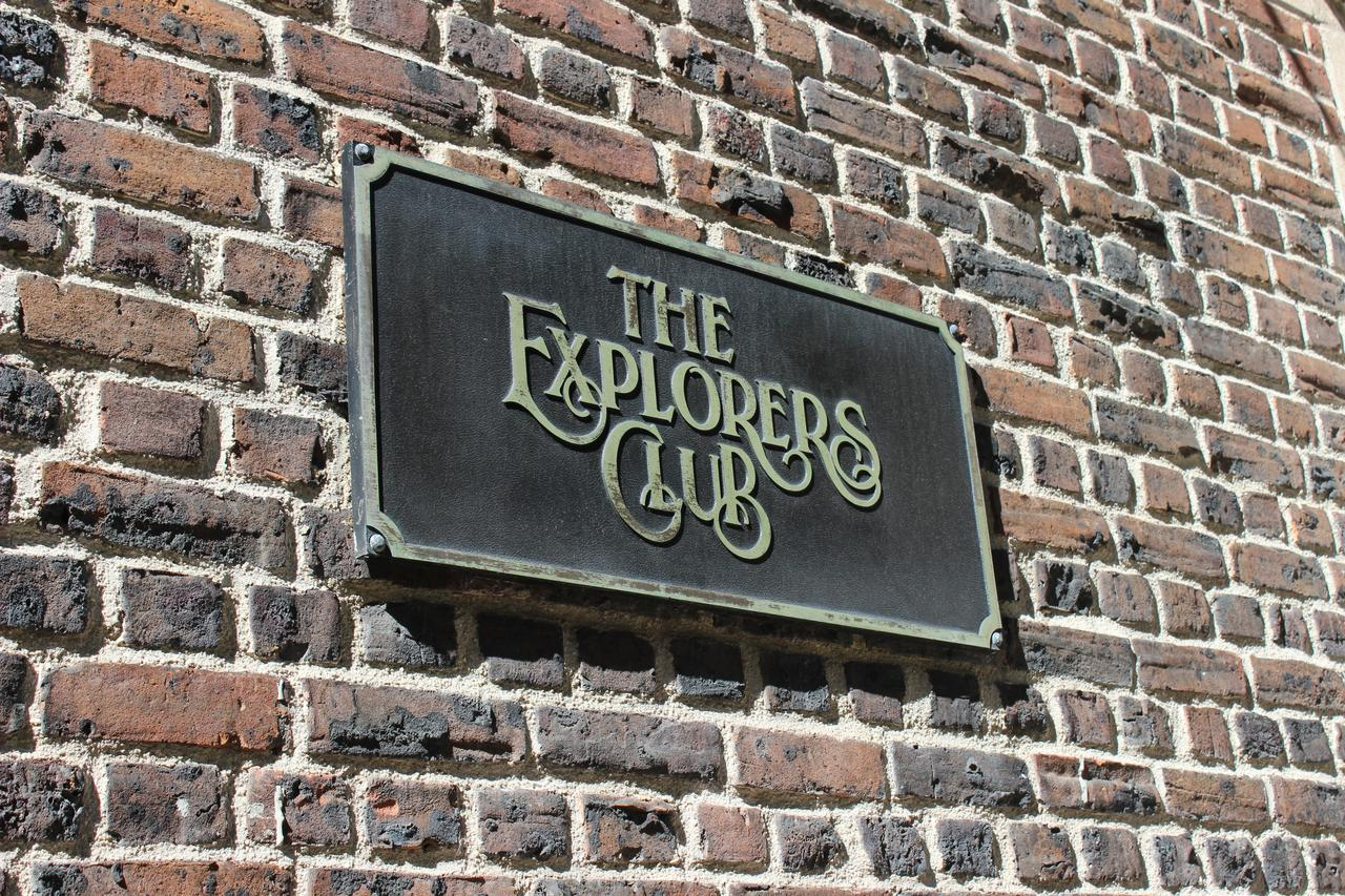 The Explorers Club headquarters, located on the Upper East Side of Manhattan, has welcomed members for over 100 years. (Photo by Angela Almeida)