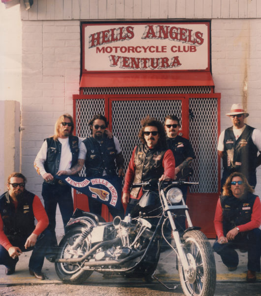 I Was a Hells Angel for 40 Years  This is the One Time I