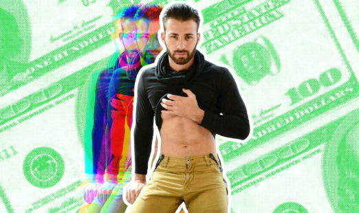 Become a gay escort