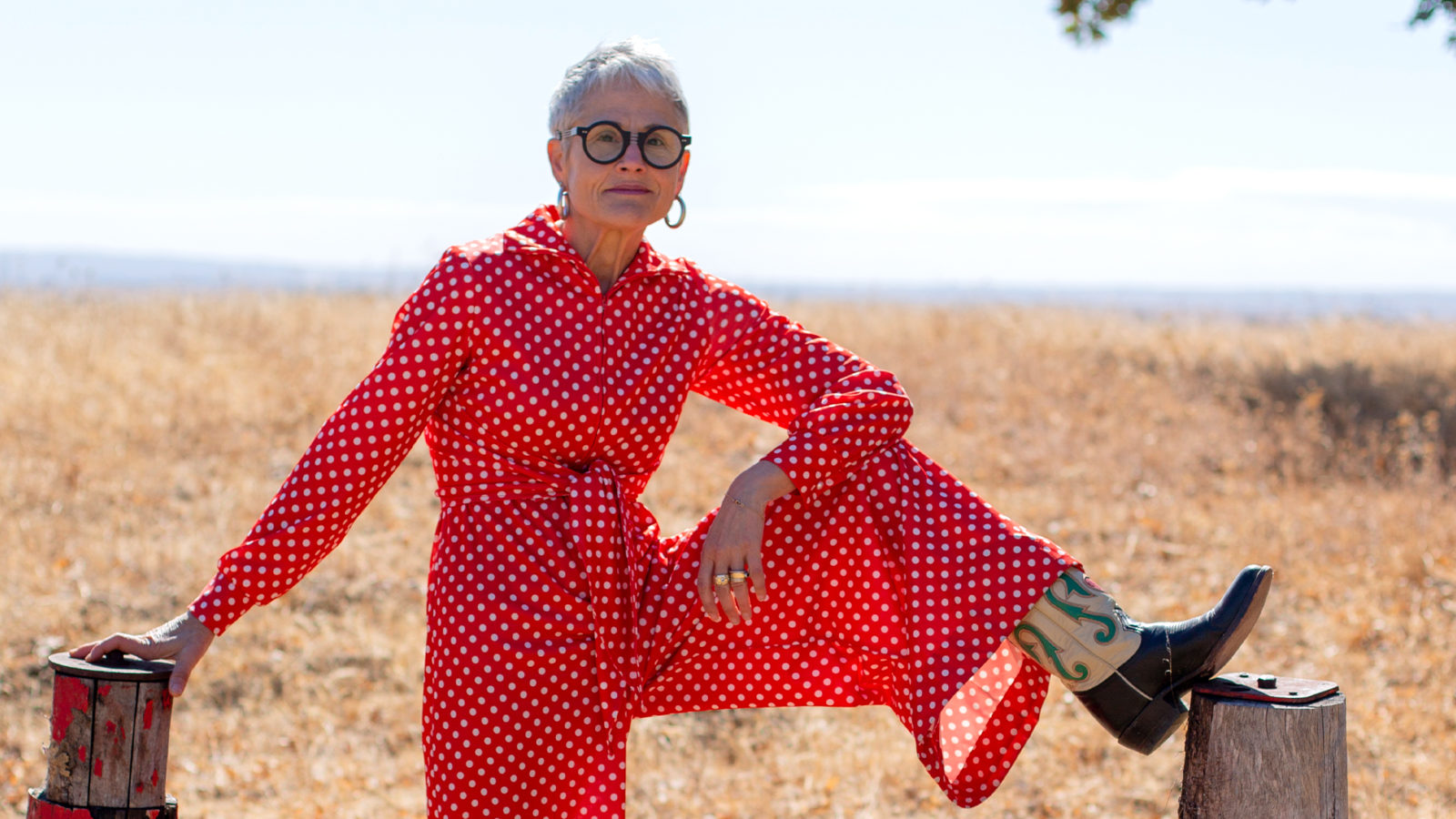 The Unlikely Style Icon Teaching Older Women to Be Fashion Rebels