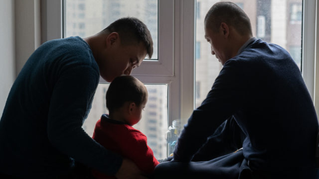 Two Gay Chinese Dads. One Long and Winding Trip to Fatherhood.