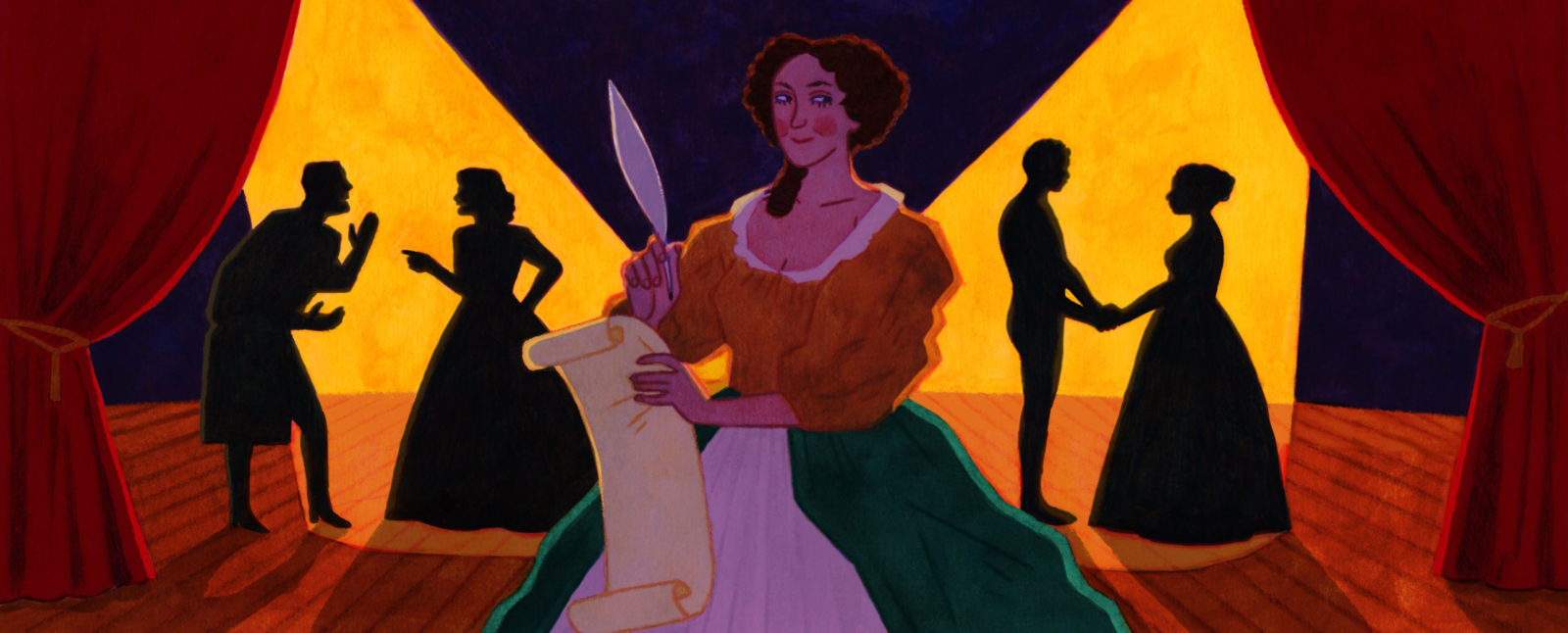 The Royal Spy Who Became the Feminist Answer to Shakespeare